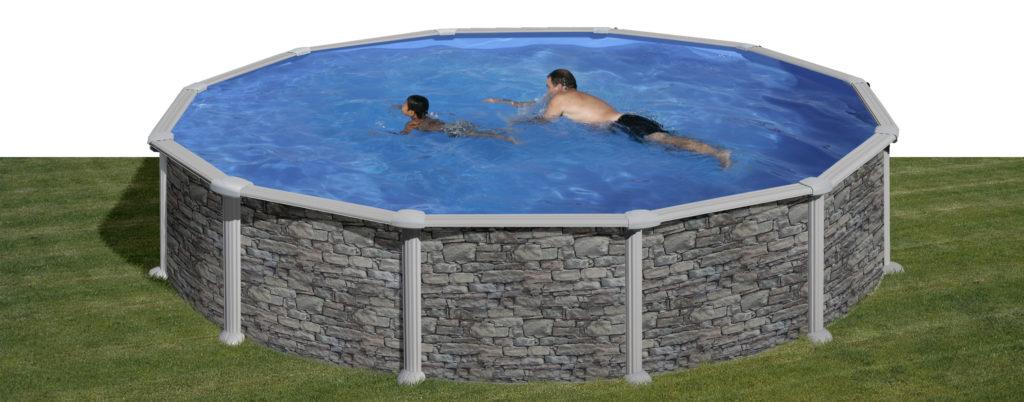 Corcega 460x132 piscinas garrido estufas de orujo for Piscinas garrido