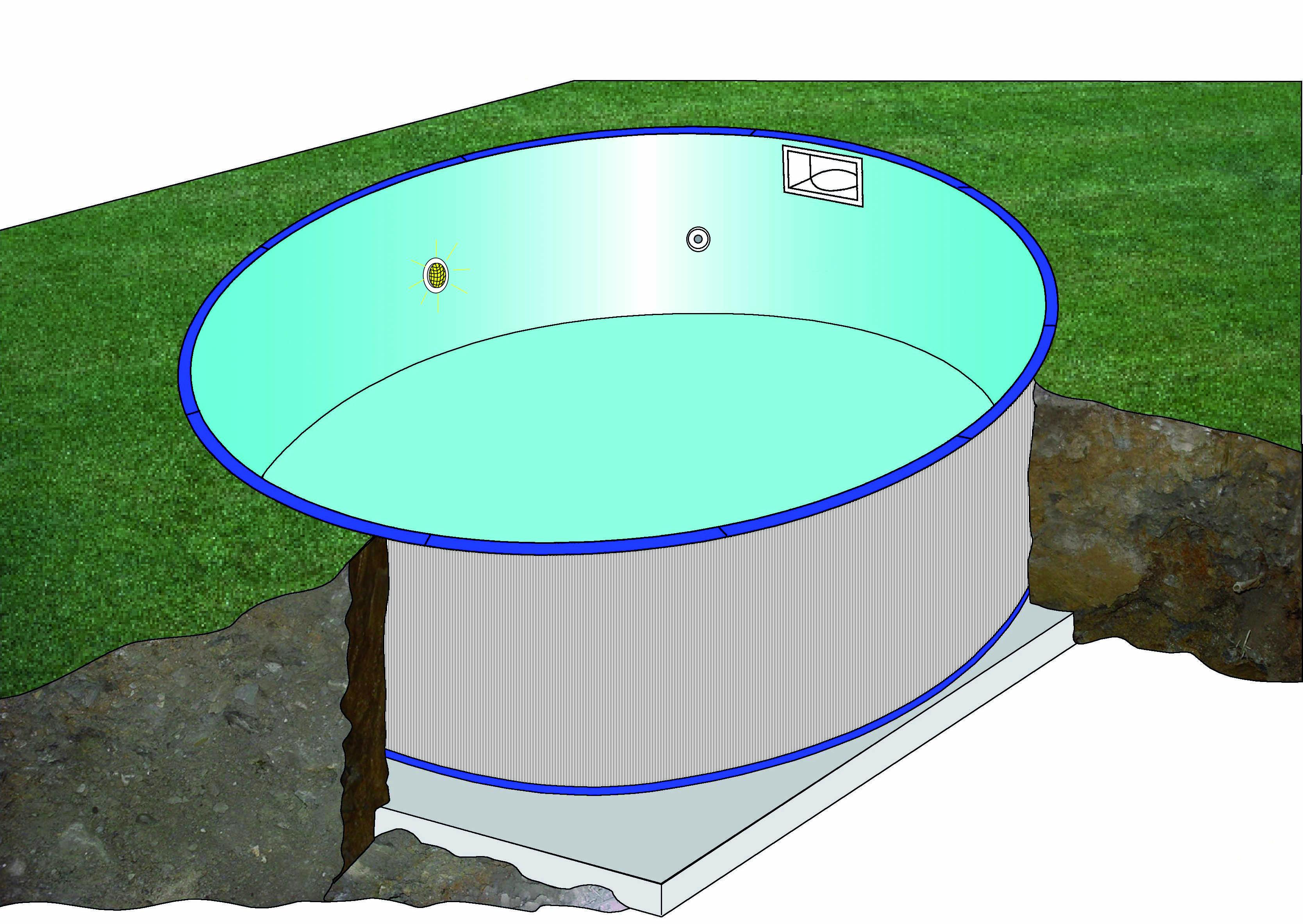 Sumatra 420x120 piscinas garrido estufas de orujo for Piscinas garrido