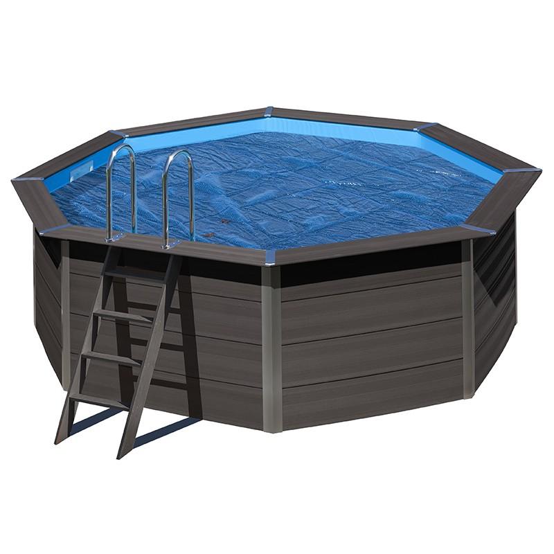 Cubierta isotermica composite piscinas garrido for Piscinas garrido